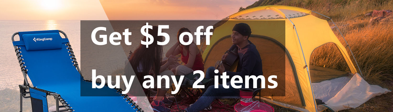Buy any 2 items get $5 off