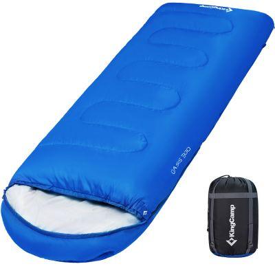 KingCamp OASIS 300 Extra Wide Lightweight 4 Season Square Sleeping Bag