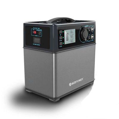 ACOPOWER 400Wh Portable Power Station Solar Generator