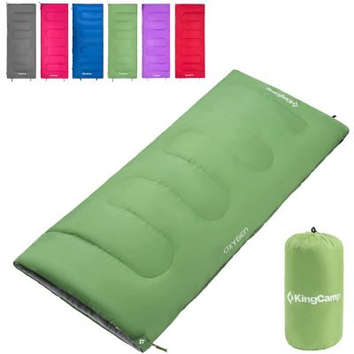 KingCamp 3 Season Camping Joinable Envelope Lightweight Adults Outdoor Sleeping Bags