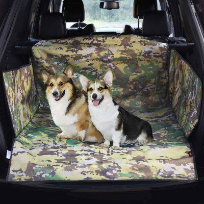 KingCamp SUV Pet Dog Trunk Cargo Liner Waterproof Trunk Protector for SUV