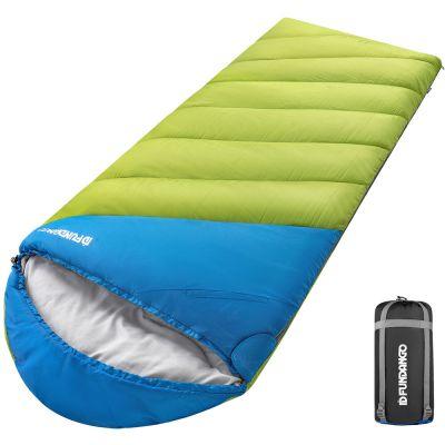 FUNDANGO XL Oversize All Weather Large Wide Lightweight Waterproof Portable Sleeping Bag