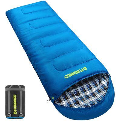 FUNDANGO ENERGY Series Lightweight Warm Envelope Portable Camping Sleeping Bag