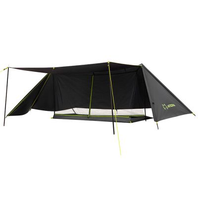 Atepa Backpacking Tent, 1 Person Tent, Military Tent, One Man Tent, Waterproof, For Camping, Backpacking, Travel With Carry bag