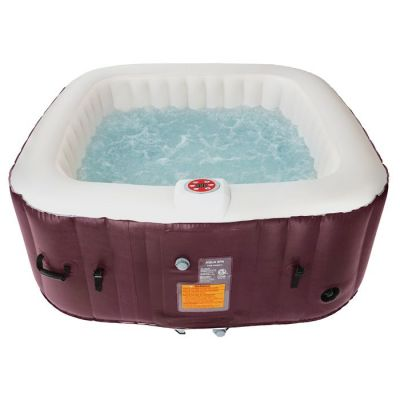 Wine Inflatable hot tub