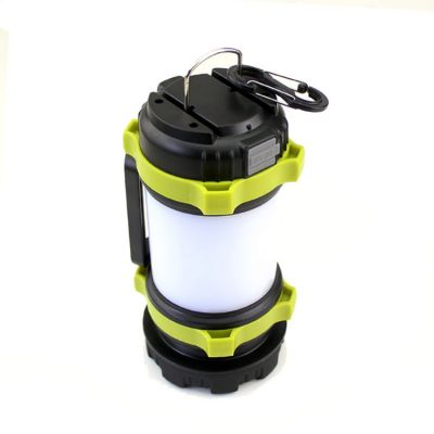 LED Camping Lantern Sunlit, Portable Rechargeable Battery Powered Lamp Lanterns for Emergency
