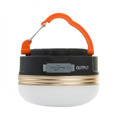 LED Tent Lights for Camping, Rechargeable Tent Lamp Hanging, 3 Light Modes LED Camping Lantern