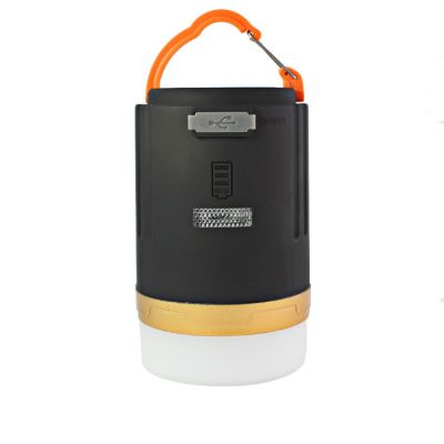 LED Tent Lights for Camping, Rechargeable Tent Lamp Hanging Lantern, Power Bank for Phones