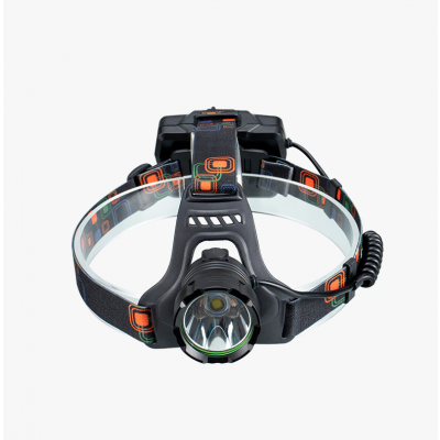 Rechargeable LED Headlamp for Adults, 3 Modes Waterproof Lightweight Head lamp for Hunting Fishing