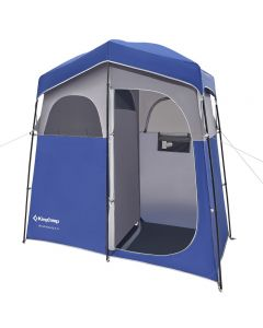 KingCamp Double room Outdoor Privacy Shower Tent KT2003